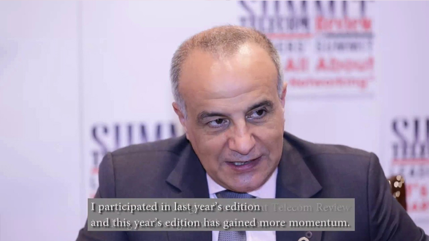 """Lebanon has embarked on the third technological revolution"" - Imad Kreidieh"