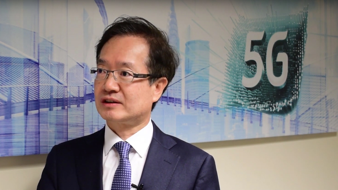 KT embraces 5G with high level security technologies